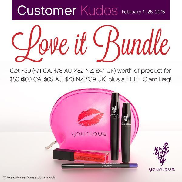February Kudos... Too darn cute!!! #3DFiberLash #mascara ...