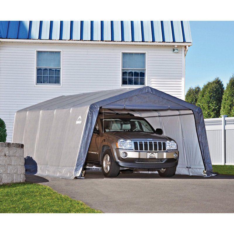 ShelterLogic 12 x 20 ft. GarageinaBoxâ ¢ Instant