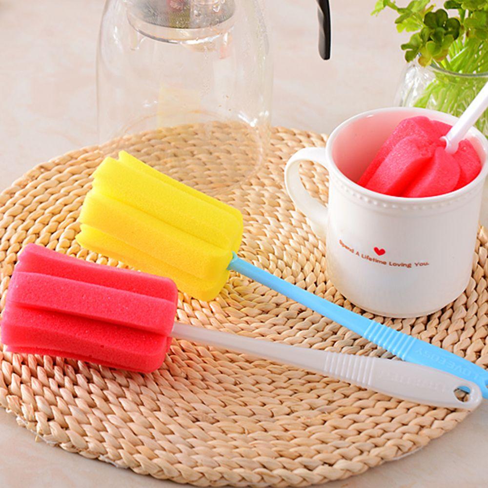 Cleaning brush kitchen cleaning tool sponge brush sponge glass
