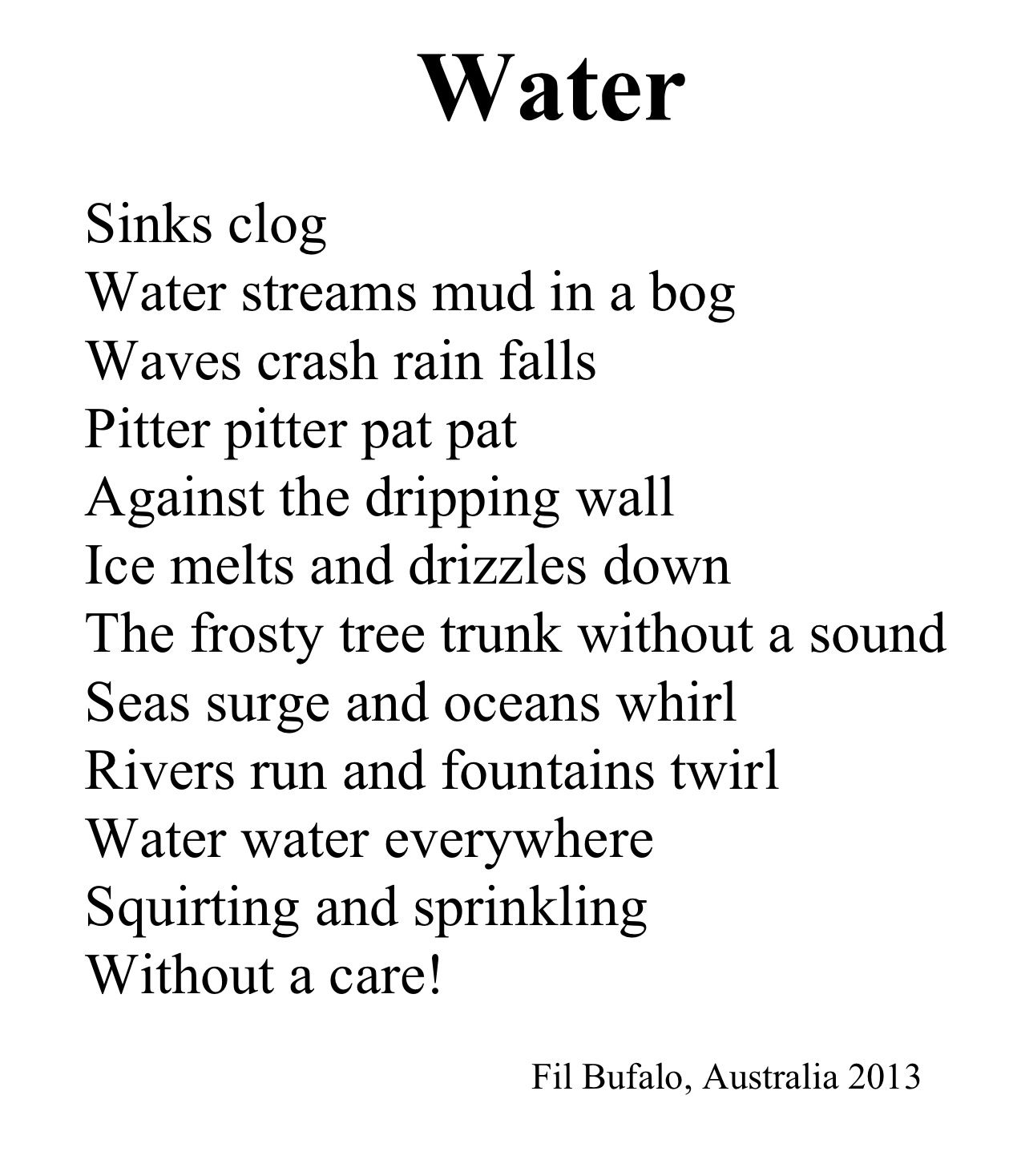 Great poem for Onomatopoeia   Onomatopoeia poems [ 1467 x 1259 Pixel ]