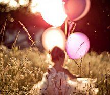 balloon field.