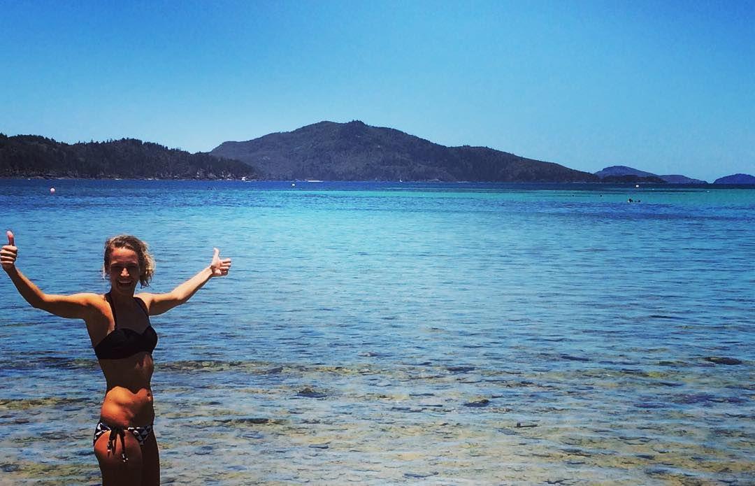 Live vanuit Hamilton island in the great barrier reef! Baby haaien #help schildpadden nemo's: het zwemt hier gewoon langs je heen! #greatbarrierreef by lindamartens33 http://ift.tt/1UokkV2