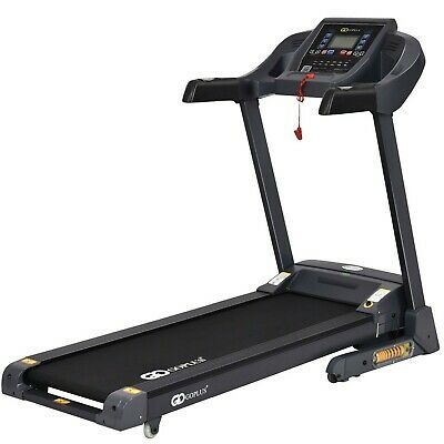 Details about Goplus Folding Treadmill Electric Support