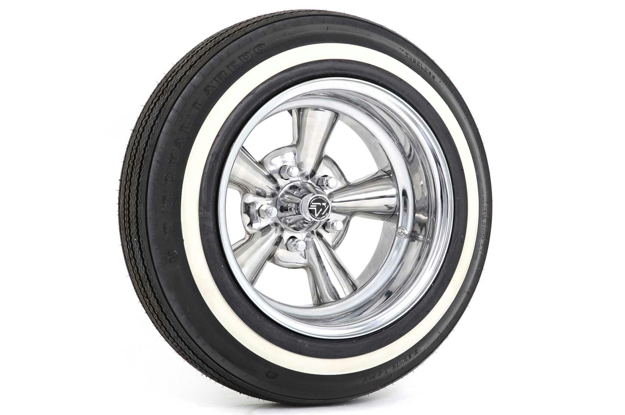 Astro Supreme Half Inch White Wall Wheel Coker Tire Lowrider Cars