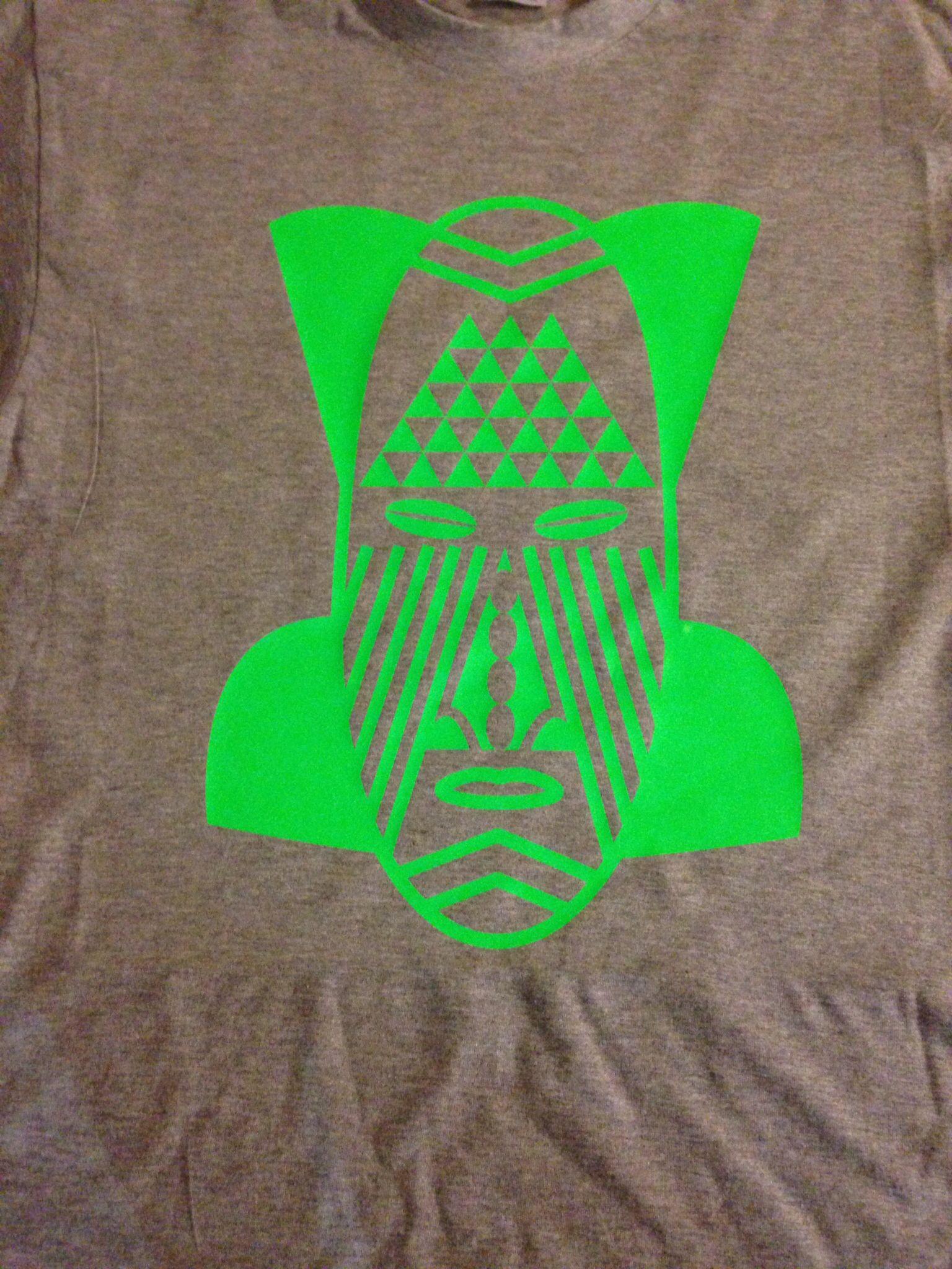 New MASK on Shirt