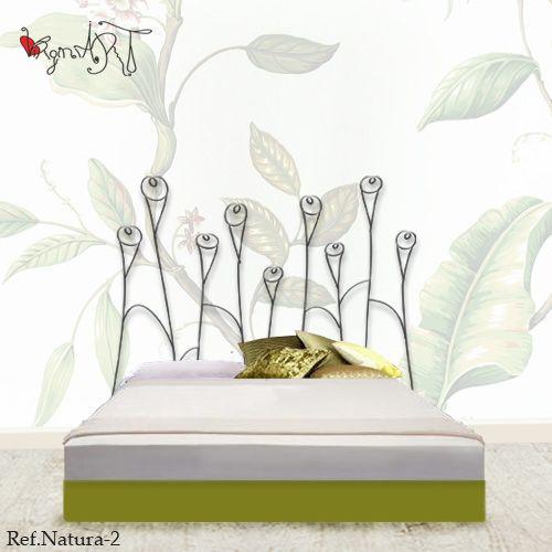 Cabeceros De Forja Http Virginiart Es Muebles Y Cabeceros De Cama Modernos Fabricados De Forma Artesanal Visita Nuestra We Home Decor Decals Iron Bed Decor