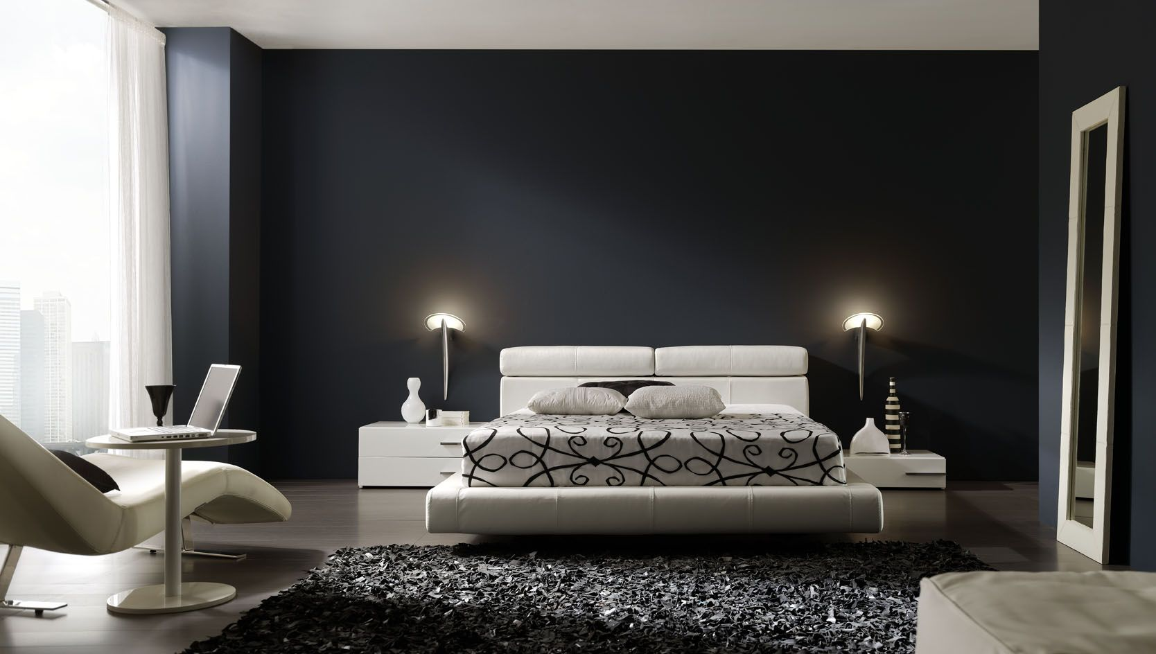 Interiores Modernos con detalles negros | Los mejores proyectos de ...