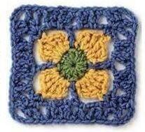 Patrón #882: Granny a Crochet #ctejidas http://blgs.co/6uMb9q