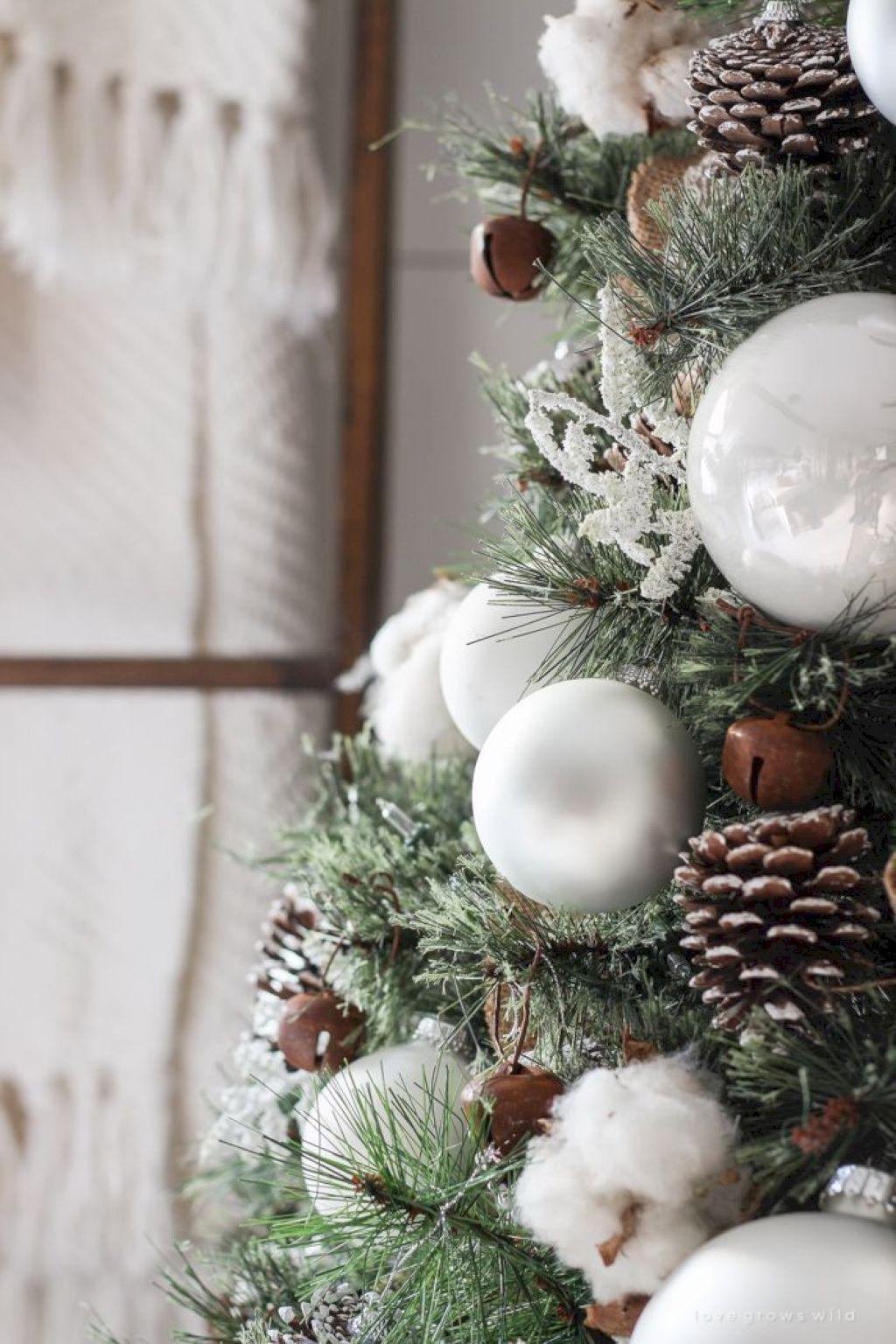 70 beautiful white christmas decor ideas on a budget on holiday rh pinterest com