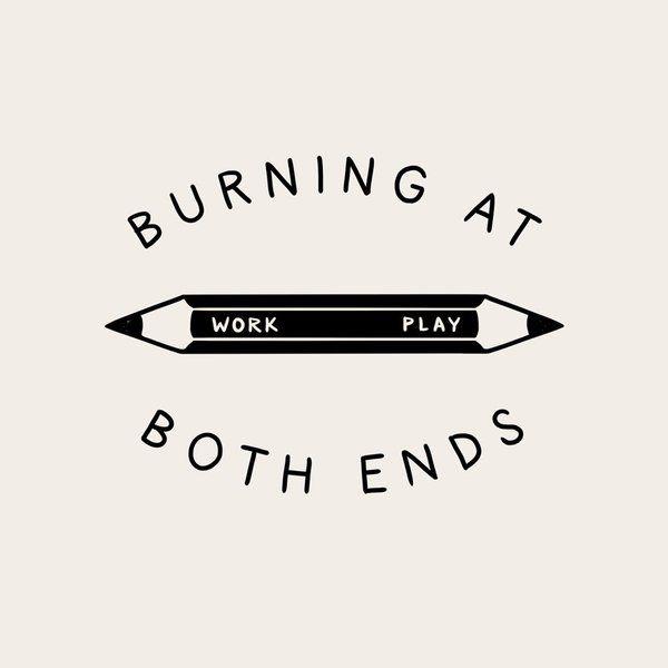 "☺ Matt Blease : ""Burning at both ends"