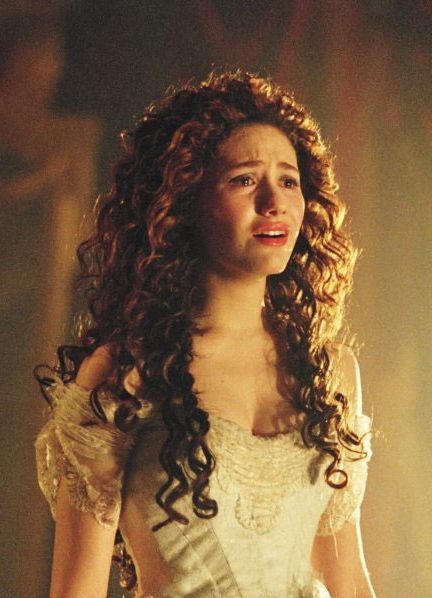 Emmy Rossum As Christine Daae In The Phantom Of The Opera 2004