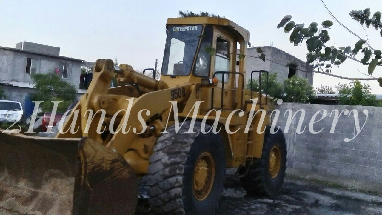 Pin on Cat 950B 1985 for sale 36,000 Wheel Loader machine