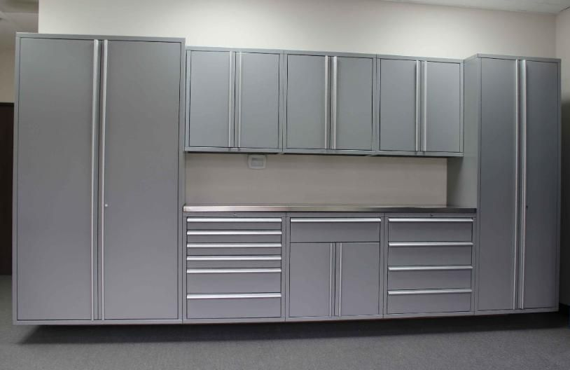 Low Prices On High Quality Heavy Duty Saber Garage Cabinets Garage Cabinets Classy Cabinet Metal Garage Cabinets