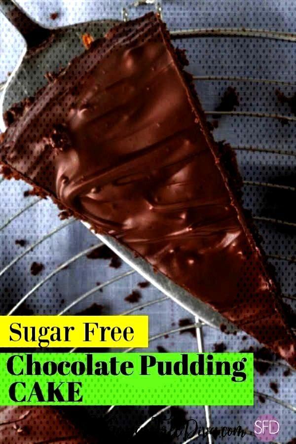 Free Chocolate Pudding CakeSugar Free Chocolate Pudding Cake