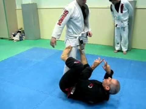 Reverse de la Riva attacks - YouTube