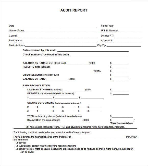 Audit Report Format Legalraasta Knowledge Portal Internal Audit Audit Report Template