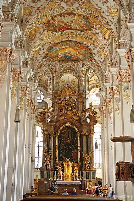 Peterskirche Munich Munich Munich Germany Germany