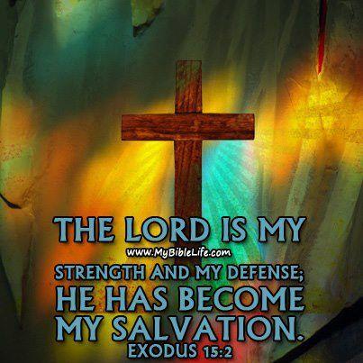EXODUS  15:12