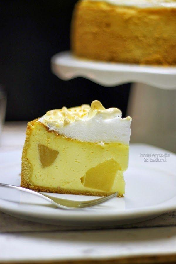 homemade and baked Food-Blog: {Tränchenkuchen} der vielleicht beste Käsekuchen der Welt