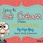 This unit is perfect for all ice cream lovers and includes practice with a variety of essential skills for all grade levels.   Included:  -Parts...