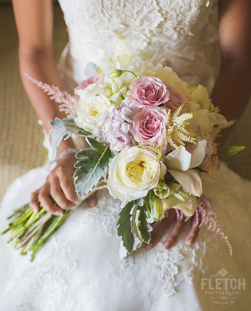 Bouquet By Heidi Flowers By Heidi At Four Seasons Hualalai Photo By Fletch Photography Www Fletchphotography Wedding Bouquets Wedding Flowers Bridal Bouquet