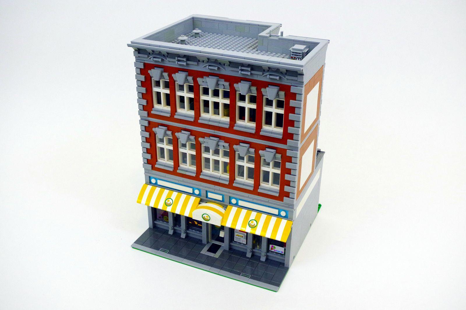Modular LEGO Supermarket | by jskaare