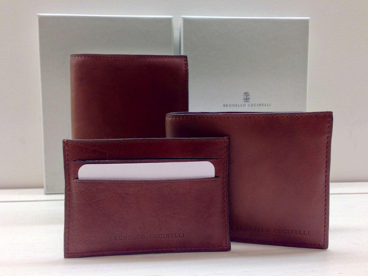 Small Leather Goods - Wallets Brunello Cucinelli PqByjZFO