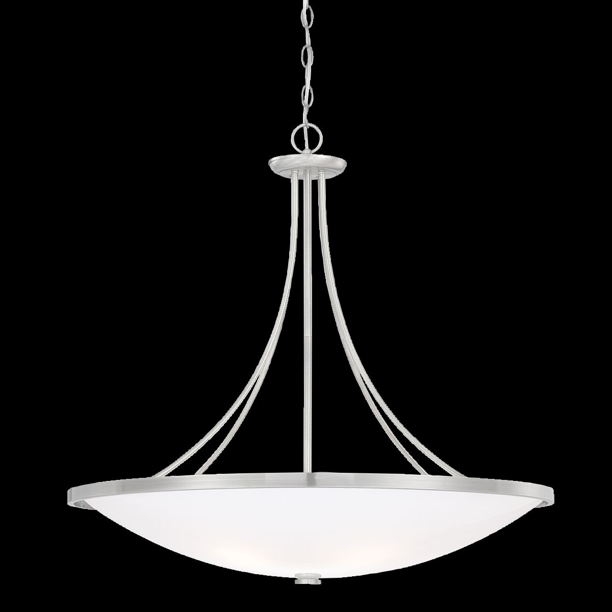 A 8-light pendant from the Blanko collection
