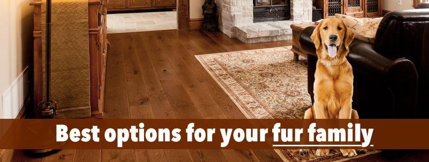 Choosing The Best Hardwood Floors For Dogs 3 Factors you