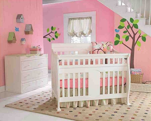 Baby S Dream Kathryn Safety Gate Crib I Just Bought This In A Chesnut Finish Baby Furniture Baby Cribs Convertible Kids Furniture Stores