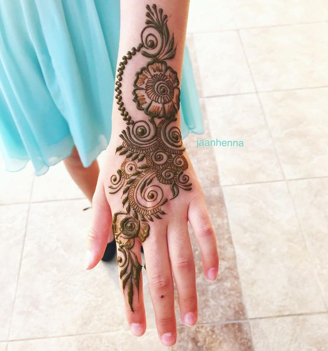 Latest Simple Arabic Mehndi Designs 2020 With Videos Daily Infotainment In 2020 Simple Arabic Mehndi Simple Arabic Mehndi Designs Beautiful Mehndi Design
