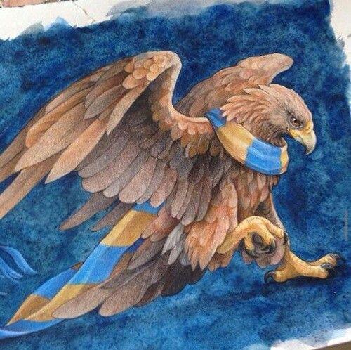 Ravenclaw Watercolor Harry Potter Art Harry Potter Ravenclaw Ravenclaw