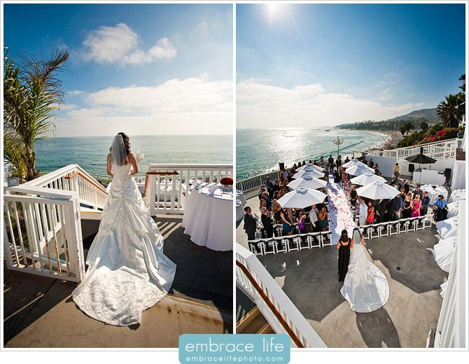 Orange County Wedding At The Laguna Village In Beach Ca