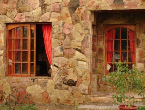 Piedras naturales piedra laja amarilla oxidada casa for Piedras naturales