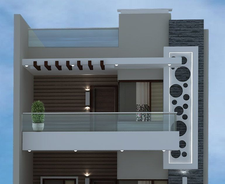 Image Result For Normal House Front Elevation Designs Elevated Piling And Stilt House Plans Coast Small House Design Exterior Duplex House Design House Design