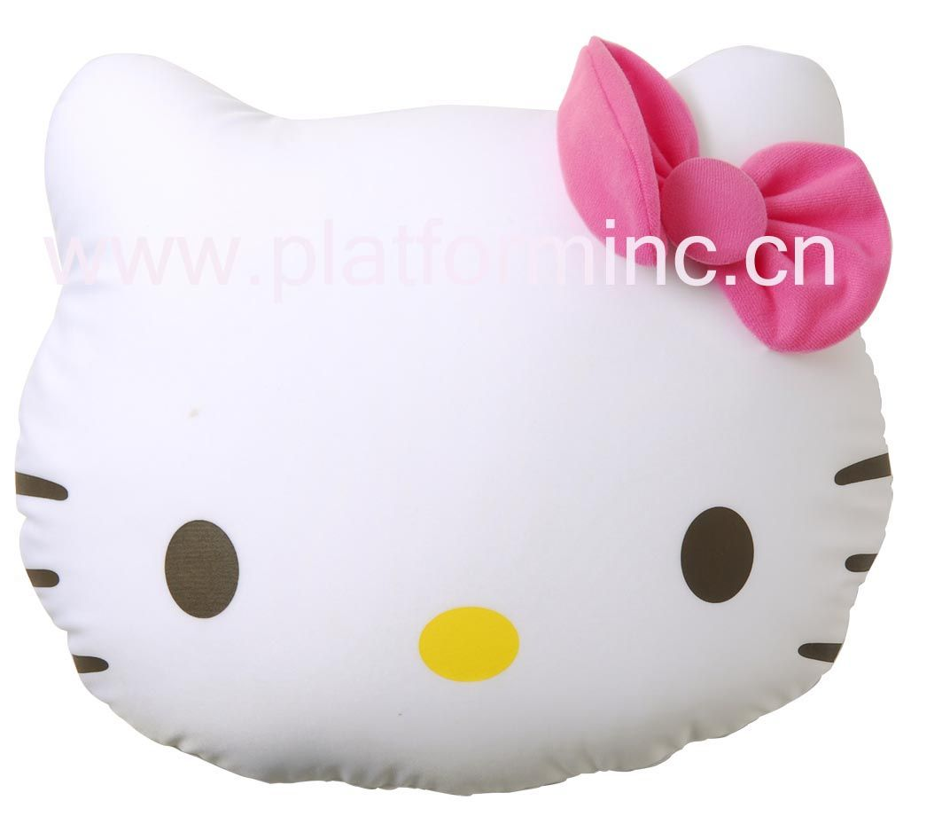 Hello Kitty Microbeads Pillow A7070