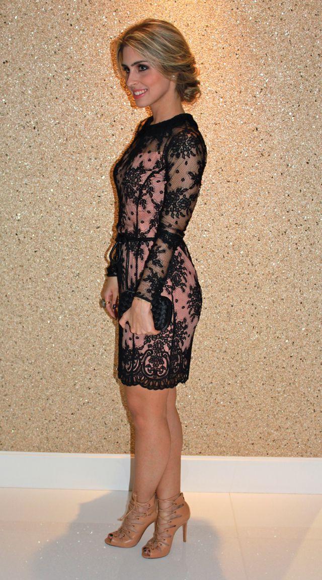 Pode usar vestido curto em festa de formatura