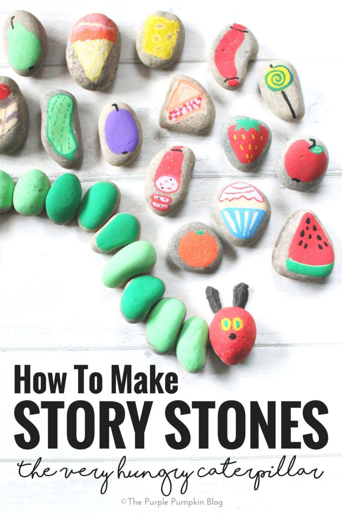 kids making up stories