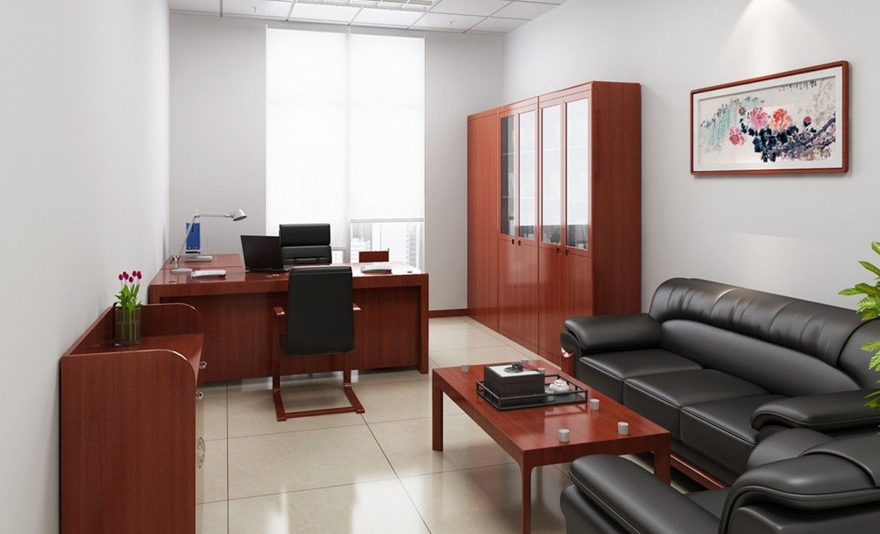 Modern Office Interior Design Ideas Small Office Bewitching