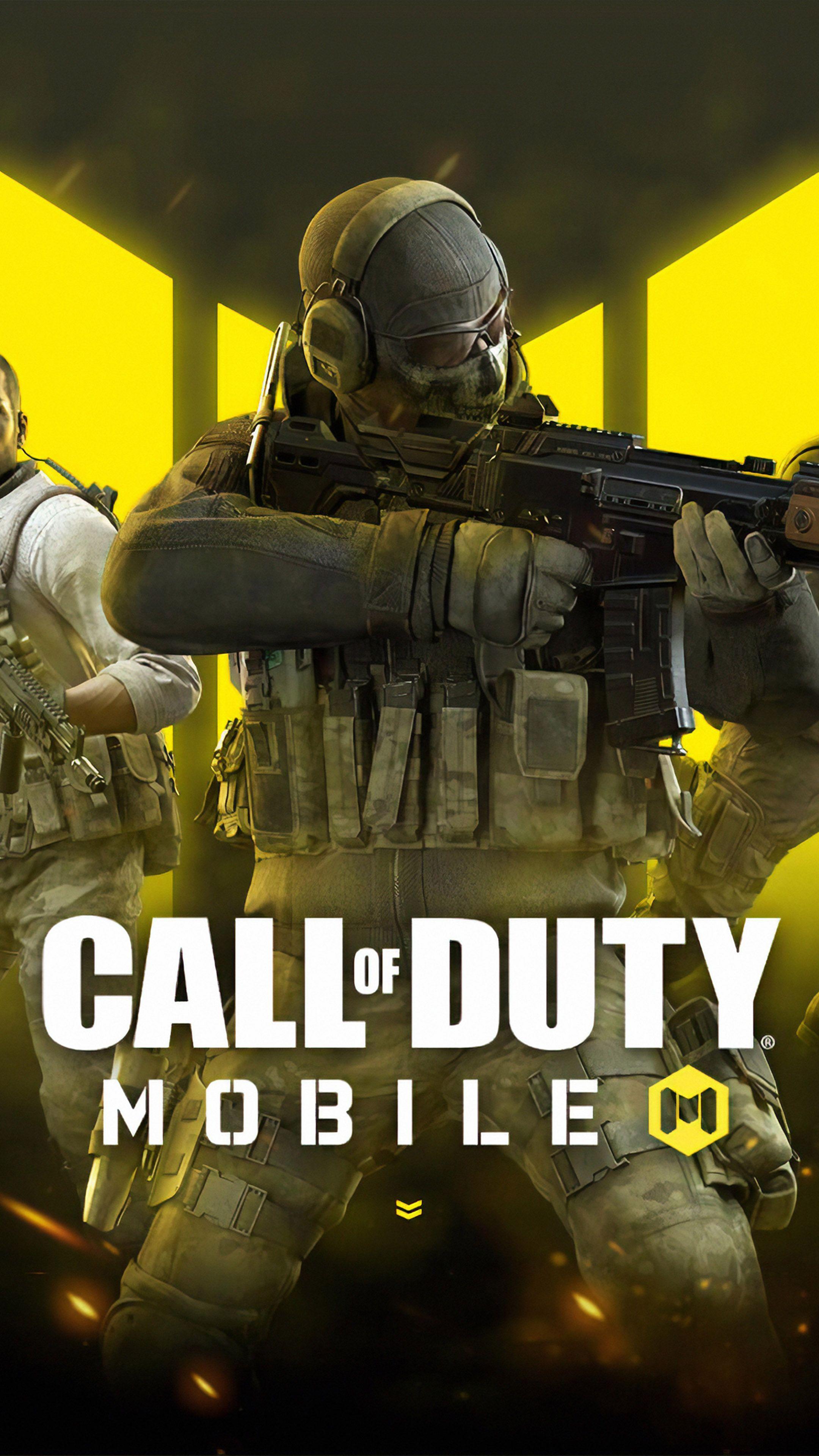 Call of Duty Mobile 2019 4K Ultra HD Mobile Wallpaper