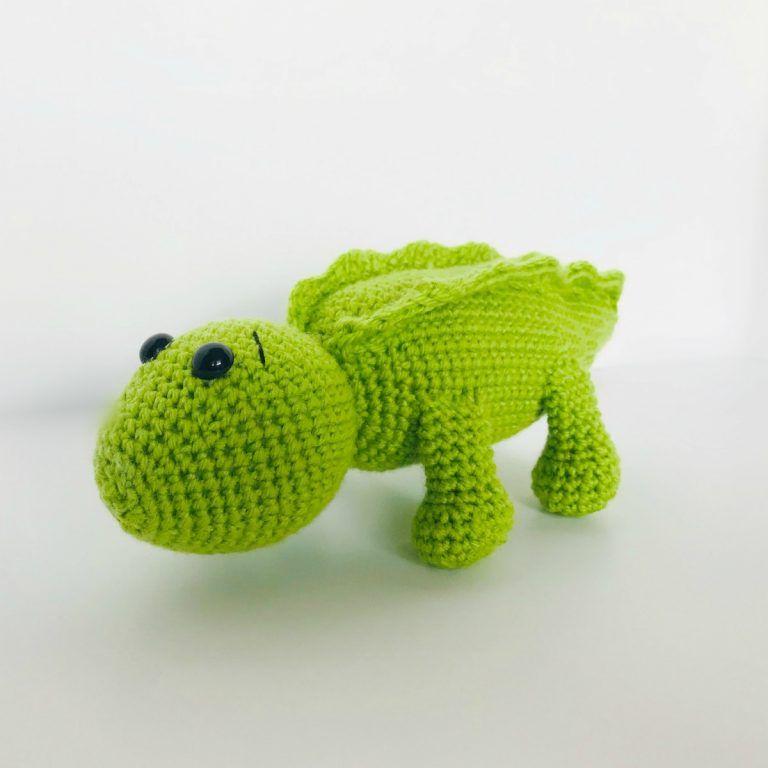 Crochet Alligator Pattern Amigurumi Patterns Pinterest