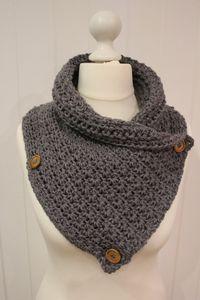 Anleitung Gehäkelter Schalkragen Inkl Bilder Crochet And Knit