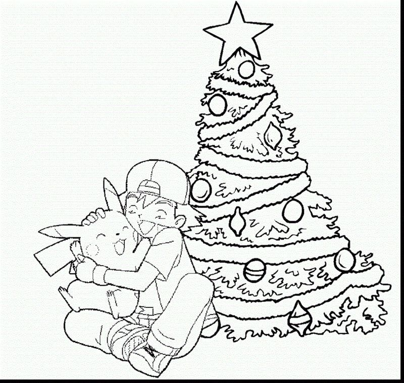 Pokemon Christmas Coloring Pages Free Christmas Tree Coloring Page Merry Christmas Coloring Pages Christmas Coloring Books