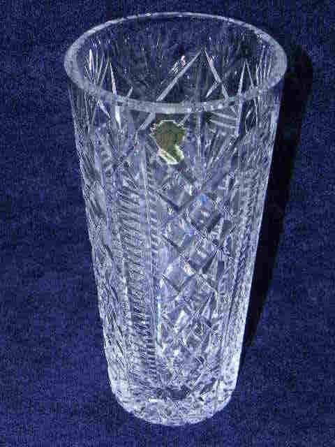 Waterfordcrystalpatternsidentify The Waterford Crystal Vase At