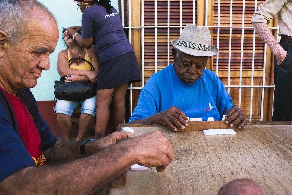 Dominoe players santa clara cuba cuba street street