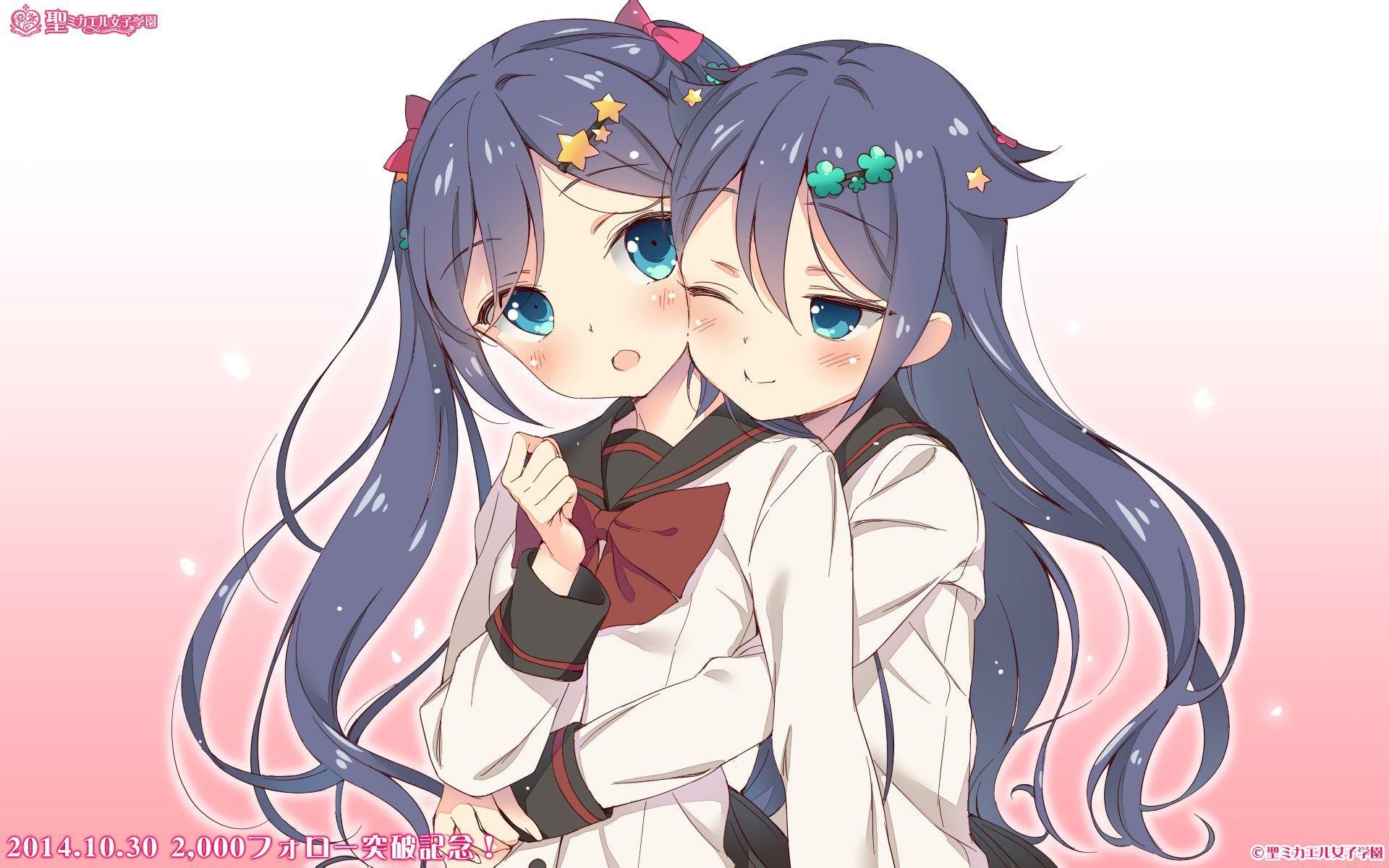 Anime Zwillinge