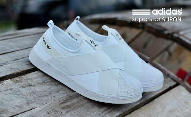 Dropsip N Reseller Welcome Adidas Superstar Slip On Size Size 37 40 Prize Rp 200 000 Blom Termasuk Ongkir Unt Adidas Superstar Slip On Sneakers High Top Sneakers
