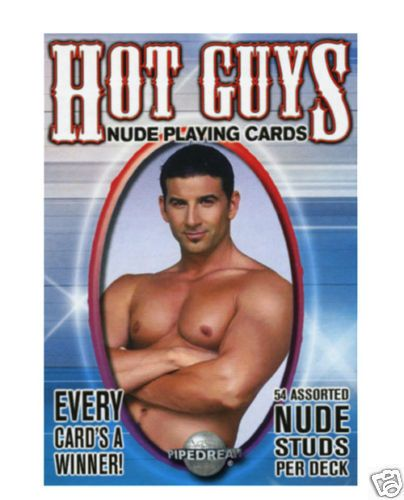 Nude men at play games think