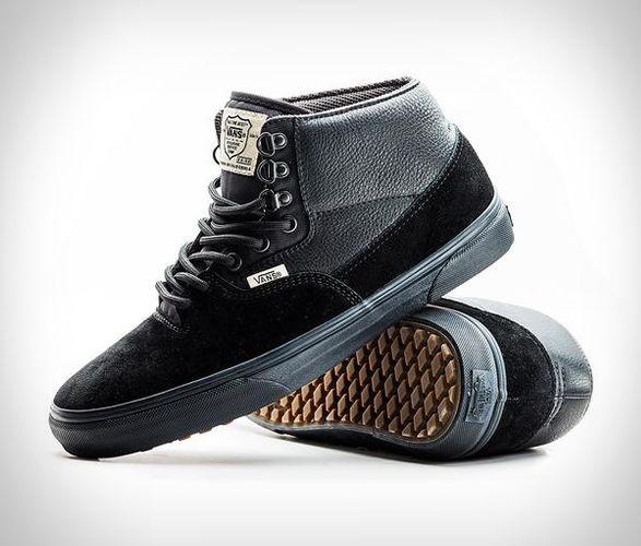zapatillas vans hombre invierno