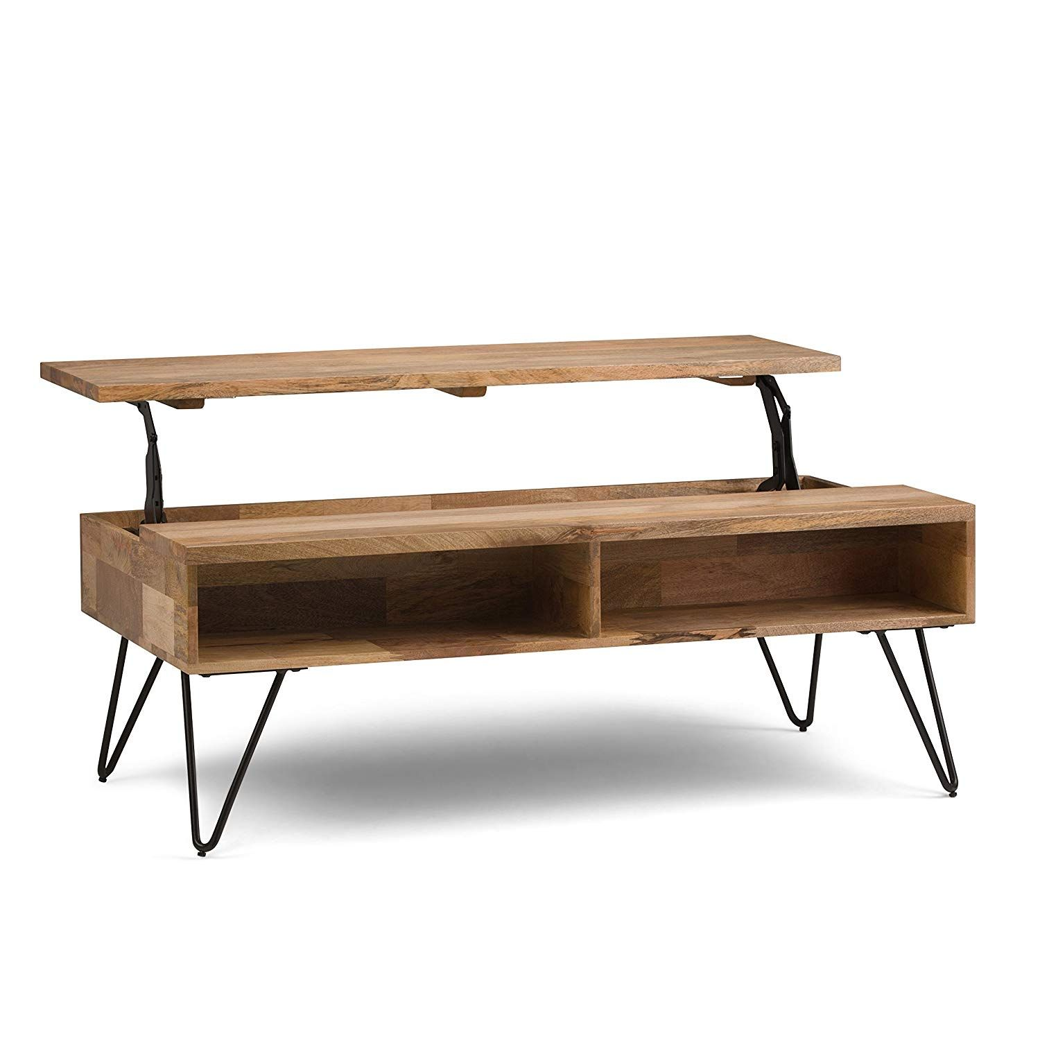 Lee Image By Hartman Haus Mango Wood Coffee Table Coffee Table